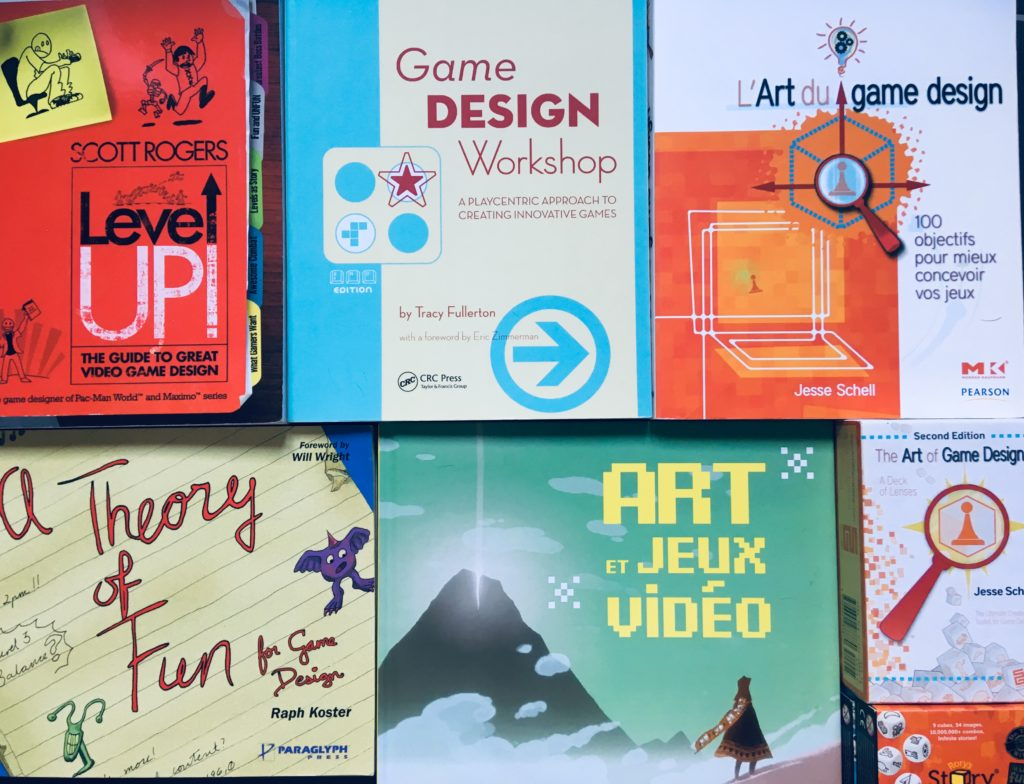 Game Design Books