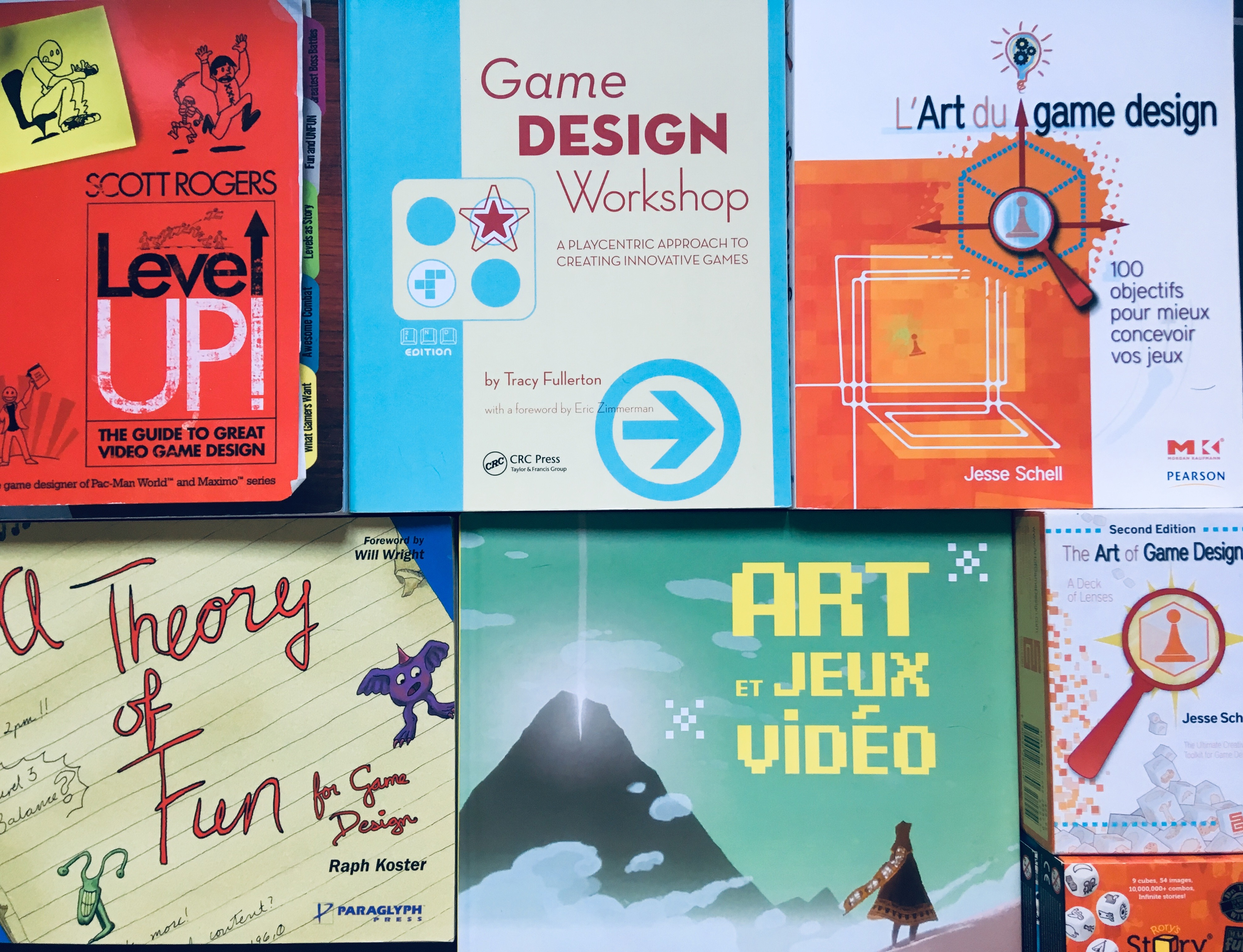 Game Design Books